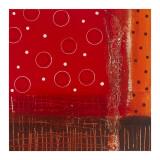 Red Dot I Affischer av Natasha Barnes