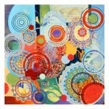 Dekor 105 Posters av Jeanne Wassenaar