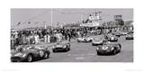 Tourist Trophy (TT), Goodwood, 1959 Giclée-Druck von Jesse Alexander