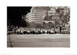 Monaco Grand Prix, 1962 Giclée-Druck von Jesse Alexander