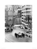 Großer Preis von Monaco Giclée-Druck von  Anon