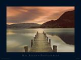 Ullswater Gicléetryck av Mel Allen