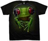 Frog Rock Camiseta