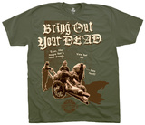 Monty Python- Bring Out Your Dead T-shirts