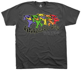 Grateful Dead- Trippy Bears T-shirts