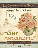 French Seed Packet II Posters av Daphne Brissonnet