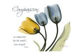 Tulip, Compassion Stampa di Albert Koetsier