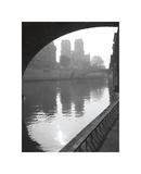 Notre Dame Reflection Reproduction procédé giclée par Christopher Bliss