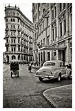 Streets of Havana Prints by Sabri Irmak