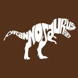 Tyranosaurus Rex Stampe