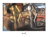 Metamorphosis of Narcissus, c.1937 Posters av Salvador Dalí