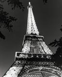 Eiffeltårnet Plakat af Christopher Bliss