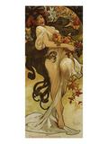 Chocolat Masson - Spring Giclee Print by Alphonse Mucha