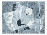 Still Life with Apple; Stilleben Mit Dem Apfel Giclee Print by Paul Klee