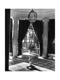 House & Garden - June 1949 Fotoprint av André Kertész