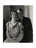 Vanity Fair - July 1928 Reproduction photographique Premium par Charles Sheeler