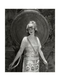 Vanity Fair - February 1920 Stampa fotografica di Baron Adolphe De Meyer