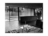 House & Garden - October 1949 Exklusivt fotoprint av André Kertész