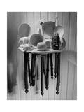 House & Garden - January 1947 Premium fototryk af André Kertész