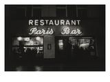 Vogue - October 1985 - Paris Restaurant in Berlin Photographic Print by Dominique Nabokov