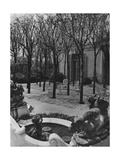 House & Garden - July 1940 Photographic Print by Carola Rust