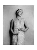 Vanity Fair - November 1926 Premium-Fotodruck von Florence Vandamm