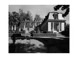 House & Garden - June 1949 Exklusivt fotoprint av André Kertész