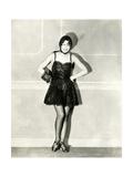 Vanity Fair - March 1928 Premium-Fotodruck von Florence Vandamm