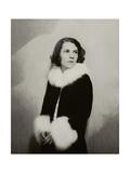 Vanity Fair - April 1925 Premium-Fotodruck von Florence Vandamm