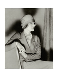 Vanity Fair - October 1926 Reproduction photographique Premium par Charles Sheeler
