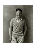 Vanity Fair - October 1930 Premium-Fotodruck von Florence Vandamm