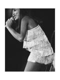 Vogue - January 1970 Premium Photographic Print by Jack Robinson