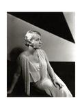 Vanity Fair - March 1931 Premium-Fotodruck von Tony Von Horn