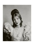 Vanity Fair Premium-Fotodruck von Florence Vandamm