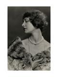 Vanity Fair - January, 1925 Impressão fotográfica premium por Nickolas Muray