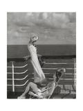 Vogue - July 1934 - Cruising to Hawaii Premium Photographic Print by Edward Steichen