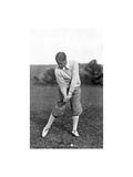 Bobby Jones, The American Golfer July 1930 Reproduction photographique