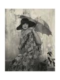 Vogue - May 1924 Reproduction photographique par Edward Steichen