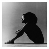 Vogue - October 1971 - Melba Moore, 1971 Premium Photographic Print by Jack Robinson