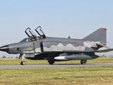 A Turkish Air Force Rf-4E Taxiing at Izmir Air Base, Turkey Fotoprint van Stocktrek Images,