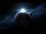Dawn Breaks on an Alien Planet Reproduction photographique par  Stocktrek Images