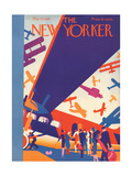 The New Yorker Cover - May 25, 1929 Giclee Print by Theodore G. Haupt