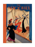 The New Yorker Cover - October 10, 1931 Premium Giclee Print by Theodore G. Haupt