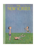 The New Yorker Cover - June 6, 1959 Giclee Print by William Steig