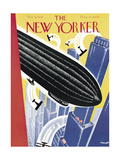 The New Yorker Cover - May 10, 1930 Premium Giclee Print by Theodore G. Haupt