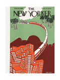 The New Yorker Cover - June 19, 1926 Premium Giclee Print by Carl Rose