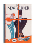 The New Yorker Cover - March 20, 1926 Giclee Print by Stanley W. Reynolds
