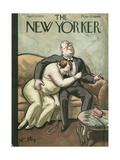 The New Yorker Cover - April 15, 1933 Giclee Print by William Steig