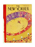 The New Yorker Cover - November 12, 1927 Giclee Print by Theodore G. Haupt
