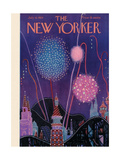 The New Yorker Cover - July 6, 1929 Premium Giclee Print by Theodore G. Haupt